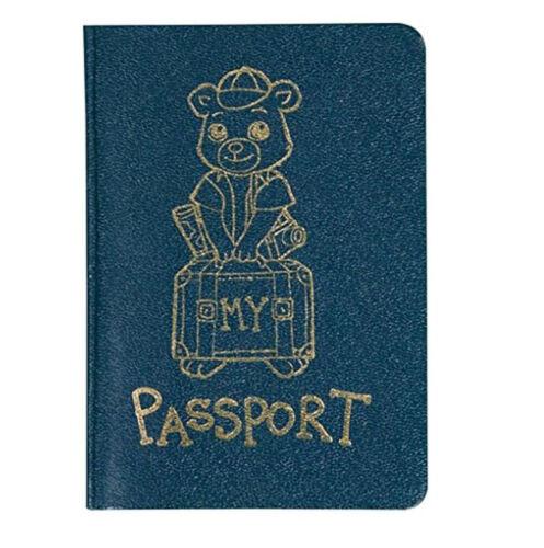 My Teddy Bear Passport Teddy Mountain