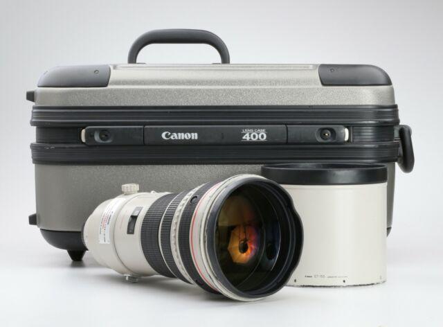 Canon EF 400 mm 2.8 L IS USM + Sehr Gut (US0714) (226126)