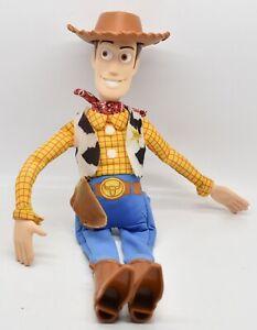 "Vintage Toy Story 11/"" Woody Doll Burger King Disney 1995"