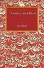 L'annonce Faite a Marie: Mystere En Quatre Actes Et Un Prologue by Paul Claudel (Paperback, 2014)