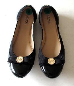 Sienna Ballet plano femenino, negro, 6.5 m US