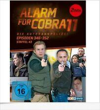Artikelbild DVD,  Alarm für Cobra 11 - Staffel 43, NEU&OVP