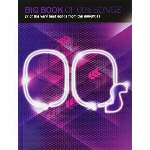 """1 of 1 - """"VERY GOOD"""" Big Book of 00s Songs Piano Vocal Guitar Book, Various, Book"""