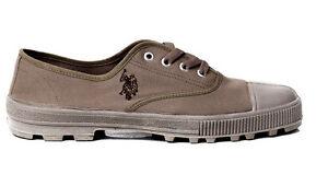 U-S-Polo-scarpe-allacciate-basse-Women-Men-Sneakers-uomo-donna-casual-sport