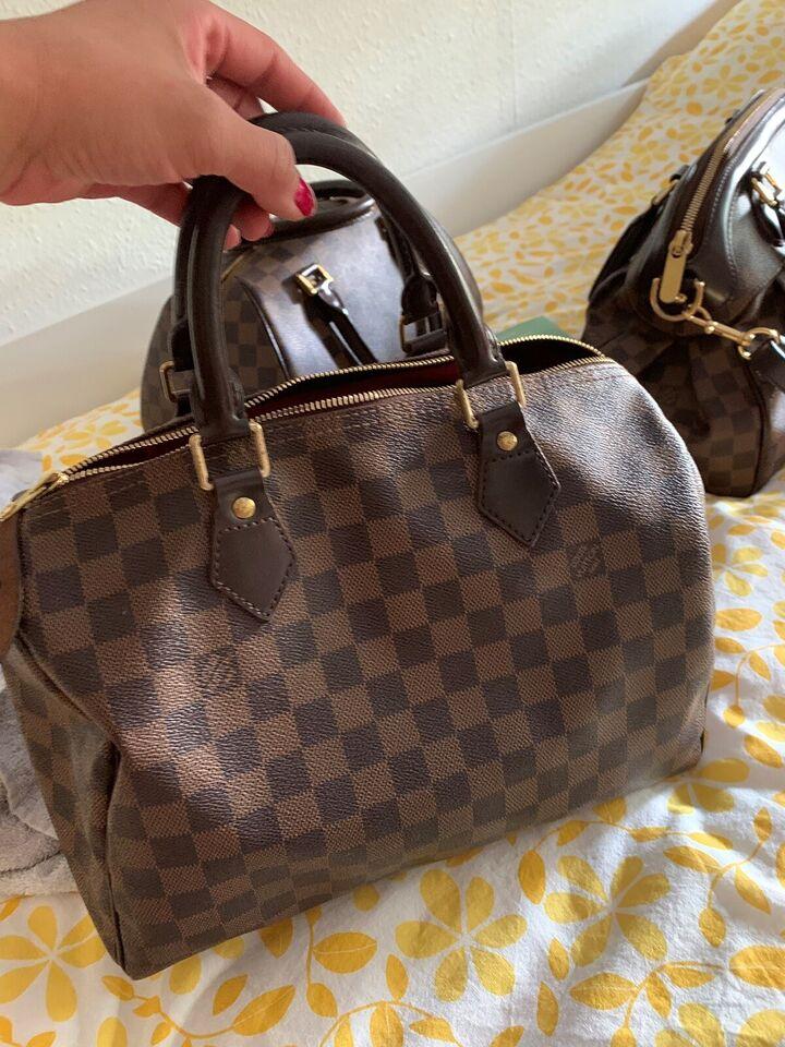 Anden håndtaske, Louis Vuitton, damier