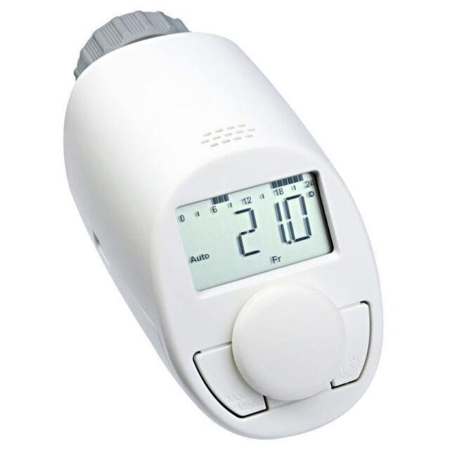 Heizkörper Thermostat Digital Heizkörperregler Thermostatventil eQ-3 Model N NEU