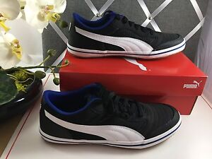 NEW in BOX PUMA Astro Sala Men s Shoes sneakers 362361 04 Black ... 4889f0a78