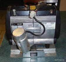 Jun Air Of332 0b Oil Less Rocking Piston Motor For Parts Repair