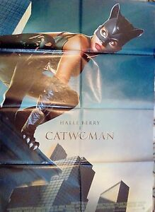 Manifesto Movie Poster 2f Catwoman Pitof Halle Berry Sharon Stone