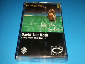 David-Lee-Roth-CRAZY-FROM-THE-HEAT-cassette-EP-1985-WEA-Canada-Audiophile