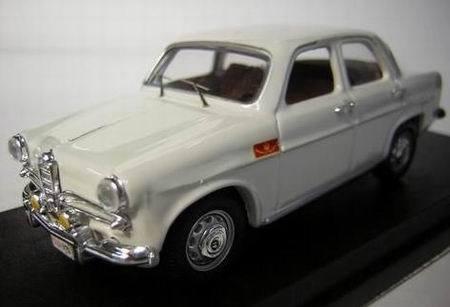 Alfa romeo giulietta polizia weiße 1 43 modell rio4160 rio