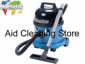 Numatic-Charles-1200w-CVC370-110V-Wet-amp-Dry-Site-Vacuum-Cleaner-Hoover-110-Volt