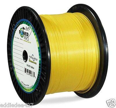PowerPro Hollow Ace Braided Line 200lb 500yd Hi-Vis Yellow