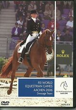 FEI WORLD EQUESTRISN GAMES AACHEN 2006 DRESSAGE TEAM DVD