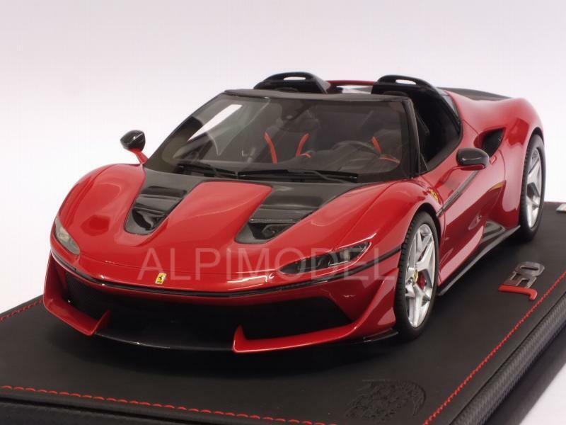 Ferrari J50 50th Anniversary Japan 2016 rojo 1 18 BBR P18156V