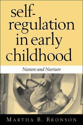 Self-Regulation in Early Childhood: Nature and Nurture  (NoDust)