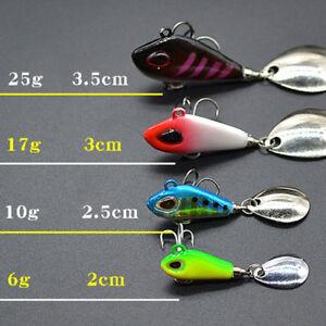 Fishing-Lures-Bait-Hard-Minnow-Lure-Treble-Hook-Bionic-Lifelike-New