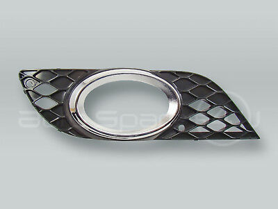Fog Light Grille with Chrome Trim RIGHT fits 2007-2009 MB E-class W211