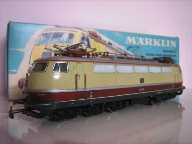 Märklin H0 3053 locomotive électrique BR E03 état neuf Embalage d'origine