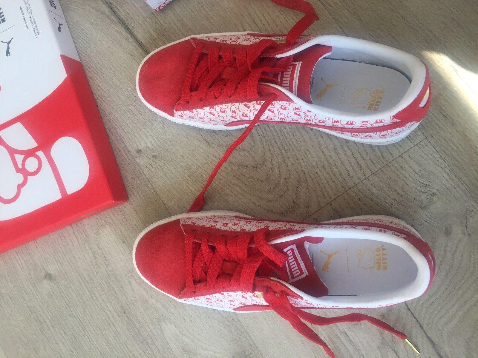 Sneakers, str. 38, Puma hallo – dba.dk – Køb og Salg af