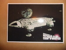 GERRY ANDERSON SPACE 1999 DVD POSTCARD number 3 EAGLE MARTIN LANDAU BARBARA BAIN