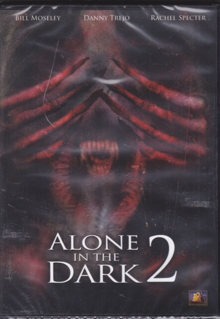 Dvd **ALONE IN THE DARK 2** con Danny Trejo nuovo 2007