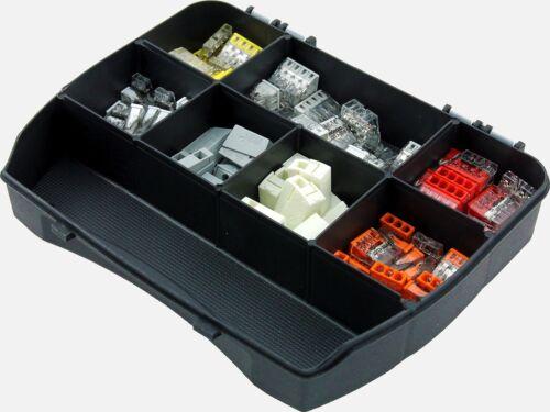 224 Serie 2273 Sortierbox WAGO Klemmen Dosenklemme im Sortimentskasten
