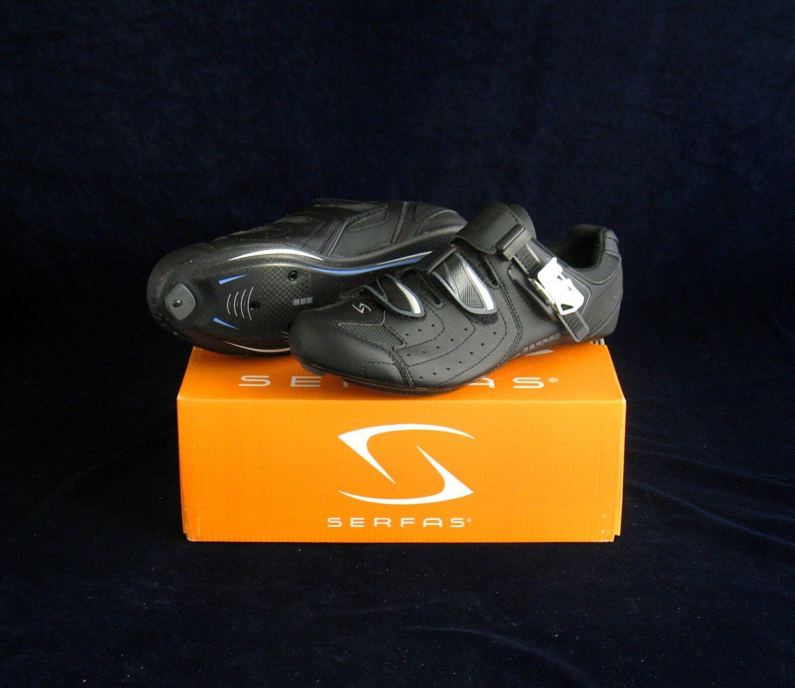 SERFAS HYDROGEN ROAD CYCLING scarpe 6.5, 7.5, 9