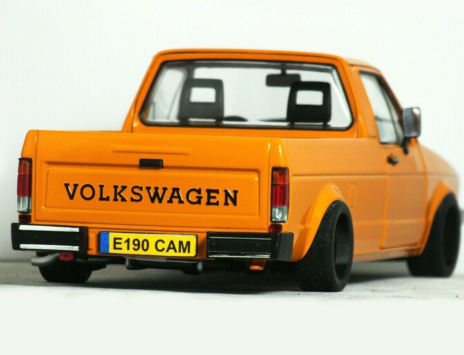 1 18 Otto Mk1 Volkswagen Caddy Vr6 Pick Up Modified Tuning Umbau Vw Golf Gti 16v For Sale Online Ebay