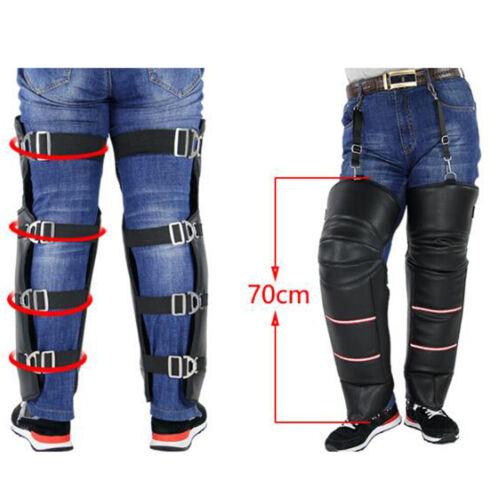 Knie Ellenbogen Knieprotektoren Lange Schienbeinschutz für Motorrad Fahrrad