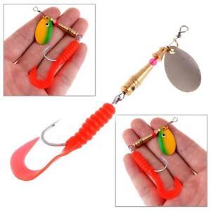 Fishing-Bait-Lure-Hook-Spoon-Metal-Jigging-Spinner-ccessories-Tools