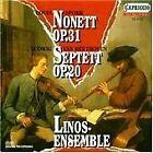 Spohr: Nonett, Op. 31; Beethoven: Septett, Op. 20 (1993)