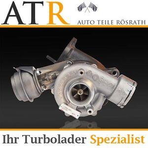 Turbolader-VW-038253056EX-Golf-5-A3-Caddy-Passat-Touran-1-9-TDI-66-77Kw