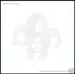 KINGS-OF-LEON-YOUTH-amp-YOUNG-MANHOOD-CD-Album-NEW