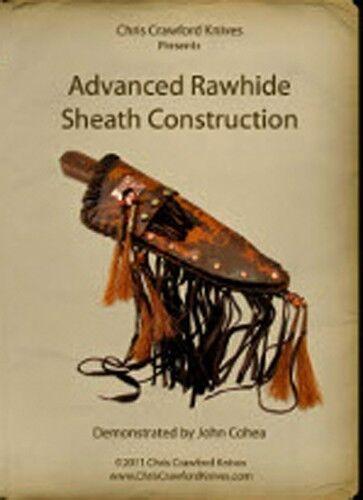 Advanced Rawhide Sheath Construction (DVD)/Sheaths