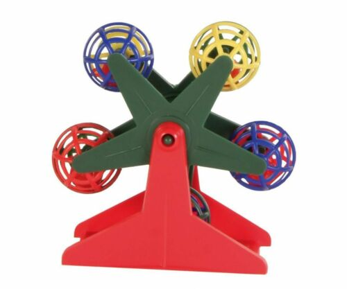 Ferris Wheel On Pedestal 10cm Trixie Trixie Toys For Small Parrots Birds