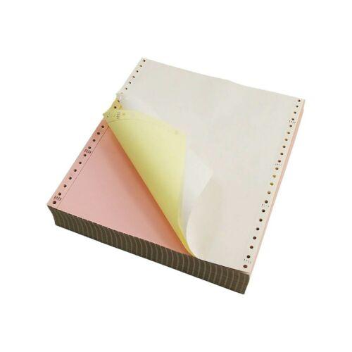 "Staples 9.5/"" x 11/"" Carbonless Paper 15 lbs 100 Brightness 1100//CT 287219"