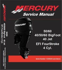 Mercury Efi 60 Инструкция - фото 10