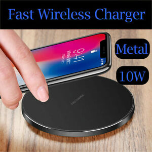 SUPER-FAST-Qi-10W-WIRELESS-PHONE-CHARGER-PAD-FOR-APPLE-ANDROID-SAMSUNG-HUAWEI
