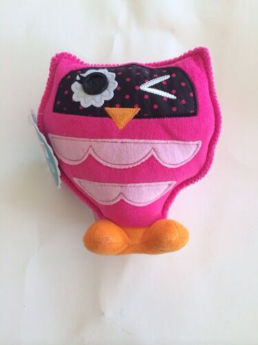 New Lalaloopsy Pets Bea Spells Alot Owl 6 Inch Plush.