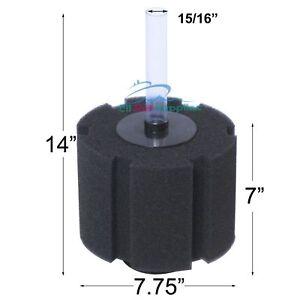 X-Large-Bio-Sponge-Filter-Breeding-Fry-Fish-Tank-Aquarium-up-to-220-Gal