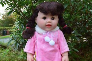 """Gros 18"""" Stacey Anglais Blanc Européen Knight Baby Doll Girls Vinyle 46 Cm-afficher Le Titre D'origine Szlawlgm-07181603-738005952"""