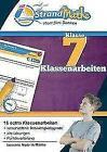 Mathematik Klassenarbeitstrainer Klasse 7 – StrandMathe von Philipp Reutter, Conrad Zimmermann und Christian Hotop (2017, Geheftet)