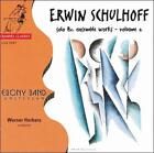 Erwin Schulhoff: Solo and Ensemble Works, Vol. 2 (CD, Jul-1997, Channel Classics)