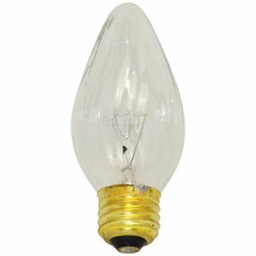 2 REPLACEMENT BULBS FOR PHILIPS BC40F15//CL//LL 40W 120V