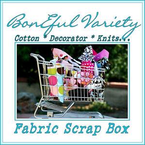 BonEful-Fabric-VARIETY-SEW-Quilt-SCRAP-BOX-Knit-Material-Decor-GIRL-Scout-Dot-FQ