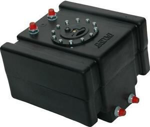 New Rci 5 Gallon Drag Racing Fuel Cell W 2 Quot Sump Gas Tank
