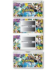 Pokémon Vinyl Skin Sticker for Nintendo DS Lite