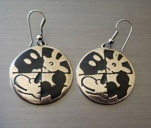 Disney-Mickey-Mouse-Hands-amp-Ears-Earrings
