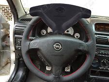 Airbag Coperchio Copertura Volante Opel Astra G 98-04 ZAFIRA A 98-05 Nero Nuovo